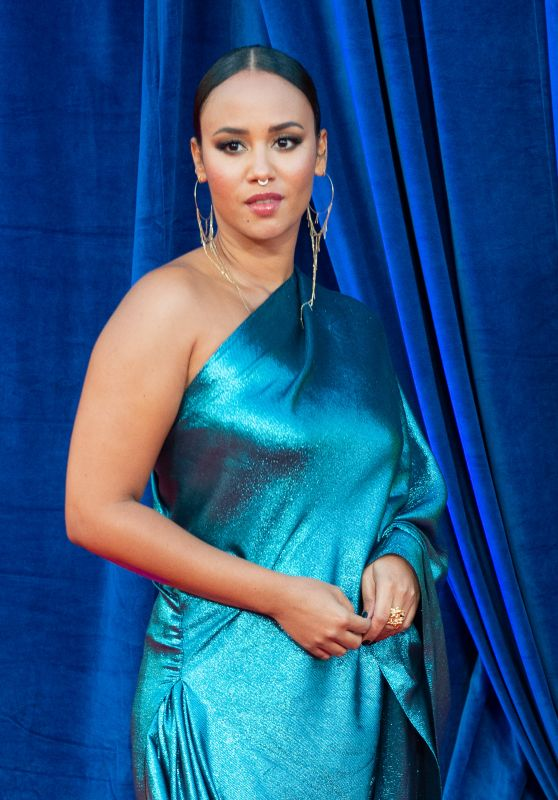 """Mayra Andrade – """"The Harder They Fall"""" Premiere and Opening Night Gala for the 65th BFI London Film Festival 10/06/2021"""