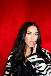 Megan Fox - BooHoo X Collection 2021