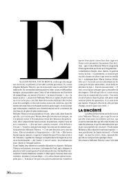 Mélanie Thierry - Madame Figaro Magazine 10/01/2021 Issue