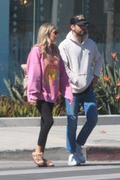 Melissa Ordway - Out in Hollywood 10/12/2021