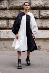 Milena Smit – Out in Paris 10/01/2021