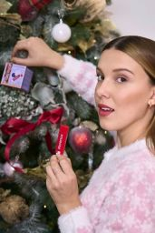 Millie Bobby Brown - Florence By Mills for Christmas October 2021