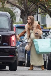 Millie Mackintosh - Out in London 10/12/2021