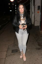 Mutya Buena at The Broadway in Muswell Hill 10/12/2021