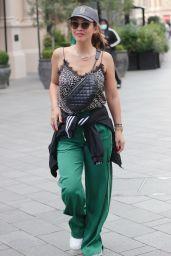 Myleene Klass - Out in London 10/09/2021