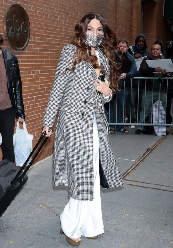 Nadine Velazquez - Out in New York 10/18/2021
