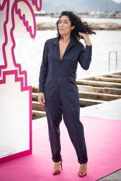 """Naidra Ayadi – """"Jury Long Form"""" Photocall at the 4th Canneseries 10/09/2021"""