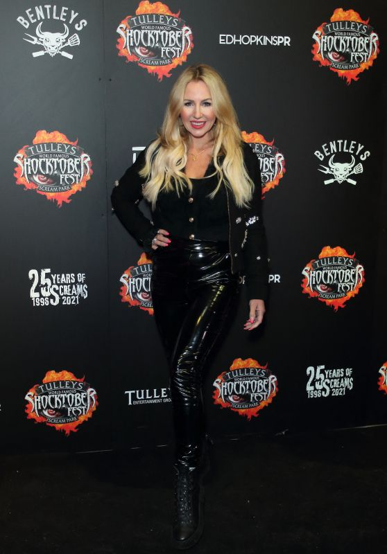 Naomi Isted -Tulleys World Famous Shocktober Fest in London 10/01/2021