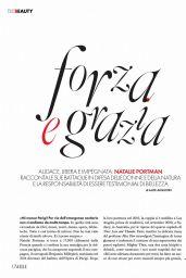Natalie Portman - ELLE Magazine Italy 10/16/2021 Issue