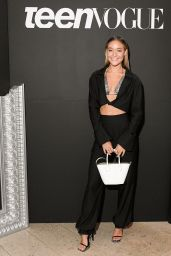 Olivia Ponton - Teen Vogue's 18th Birthday Party in NYC 10/12/2021