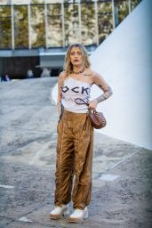 Paris Jackson - Stella Mc Cartney Womenswear Spring/Summer 2022 Show in Paris 10/04/2021