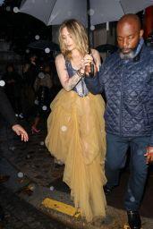 Paris Jackson - Vogue Paris Celebrating its 100th Anniversary in Paris 10/01/2021