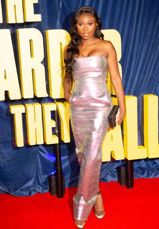 """Patricia Bright - """"The Harder They Fall"""" Premiere and Opening Night Gala for the 65th BFI London Film Festival 10/06/2021"""