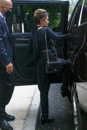 Penelope Cruz is Stylish - New York 10/08/2021