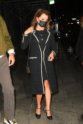 Penelope Cruz Night Out Style - Nobu Fifty Seven in New York 10/09/2021
