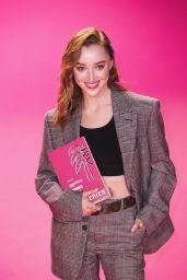 Phoebe Dynevor – Cannes International Series Festival Opening Ceremony 10/08/2021