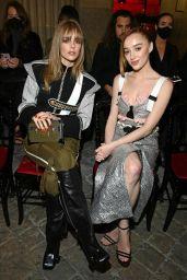 Phoebe Dynevor – Louis Vuitton Fashion Show in Paris 10/05/2021