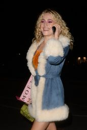 Pixie Lott at Sexy Fish in Mayfair, London 10/08/2021