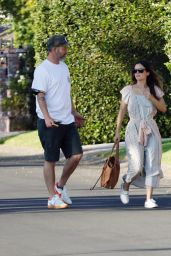Rachel Bilson - Out in Hollywood 10/03/2021
