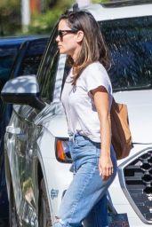 Rachel Bilson - Out in Los Angeles 10/10/2021