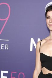 """Rebecca Hall – """"Passing"""" Screening at the 59th New York Film Festival"""