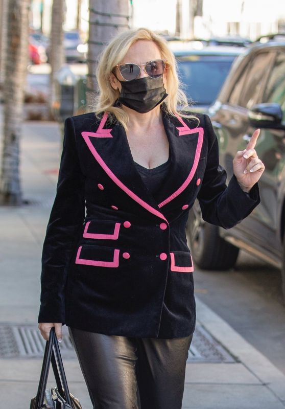 Rebel Wilson - Out in Beverly Hills 10/13/2021