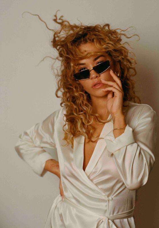 Rita Ora - Nylon France September 2021