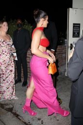 Rosalia Night Out Style - Delilah in West Hollywood 10/04/2021