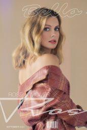 Rose McIver - Bello Magazine October 2021