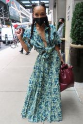 Ruth Negga - Out in New York 10/04/2021
