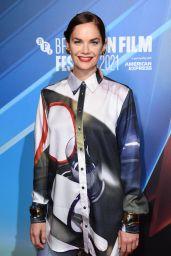 "Ruth Wilson - ""True Things"" Premiere at the 65th BFI London Film Festival"