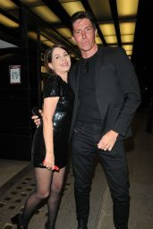 """Sadie Frost - Arrives for """"Quant"""" Premiere at 65th BFI London Film Festival"""