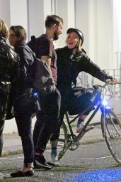 Saoirse Ronan and Jack Lowden - Out in London 10/08/2021
