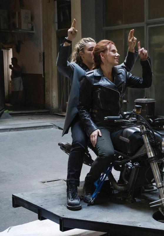 Scarlett Johansson 10/10/2021