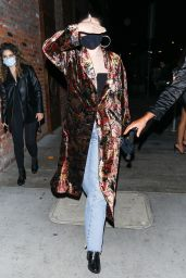 Selena Gomez at TAO in Hollywood 10/09/2021