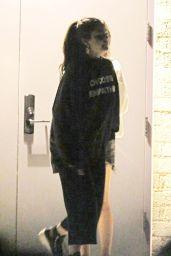 Selena Gomez - Leaving a Studio in LA 10/01/2021