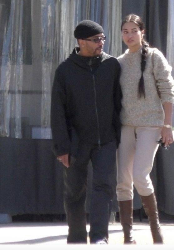 Shanina Shaik at Crossroads in West Hollywood 10/12/2021