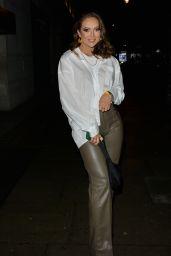 Sharon Gaffka Nigin Out Style - London 10/07/2021