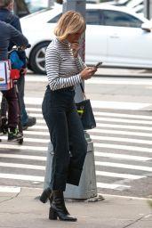 Sienna Miller Street Style - New York City 09/30/2021