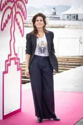 """Sigal Avin - """"Jury Long Form"""" Photocall at the 4th Canneseries 10/09/2021"""