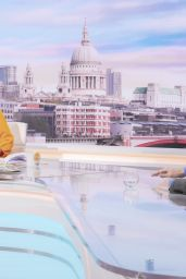 Susanna Reid - Good Morning Britain TV Show in London 10/06/2021