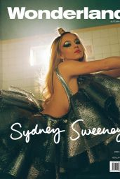Sydney Sweeney - Wonderland Magazine Fall 2021