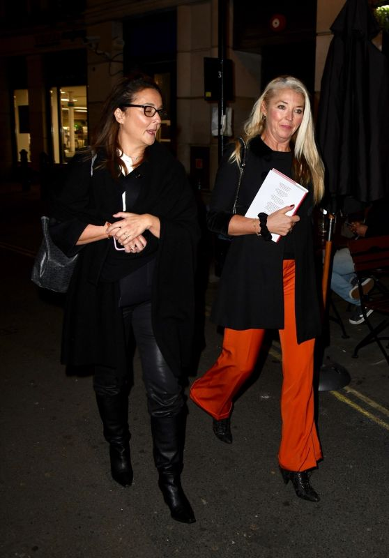 Tamara Beckwith - Out in London 10/11/2021