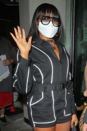 Taraji P. Henson - Catch LA in West Hollywood 10/06/2021