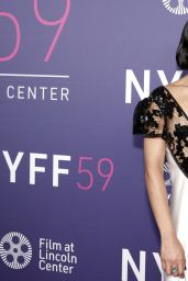 "Tessa Thompson - ""Passing"" Screening at the 59th New York Film Festival"
