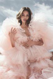 Thylane Blondeau - L'Officiel Magazine Monaco Summer 2021 Issue