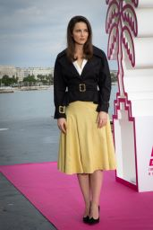 """Vera Kolesnikova – """"Totems"""" Photocall at the 4th Canneseries in Cannes 10/09/2021"""