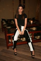 Victoria Justice - Belles Beach House Opening in Venice 10/16/2021