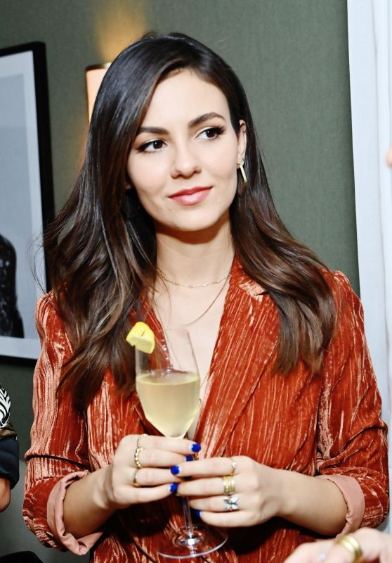 Victoria Justice - Rachel Zoe Autumnal Curateur Supper at The Maybourne Beverly Hills 10/14/2021