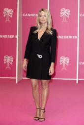 Virginie Efira - Cannes International Series Festival Red Carpet 10/09/2021